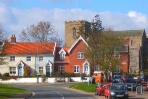 Debenham Village Suffolk