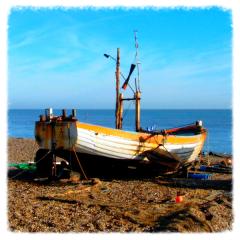 Aldeburgh Beach Suffolk