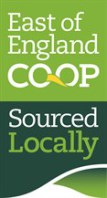 Co-op sourced locally food